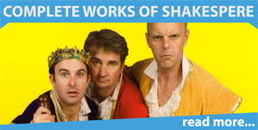 Complete Works of William Shakespeare - Abridged